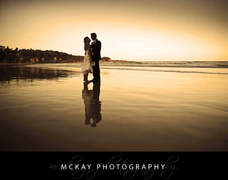 Freshwater Beach wedding