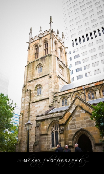 St Phillp\'s Anglican Church Sydney