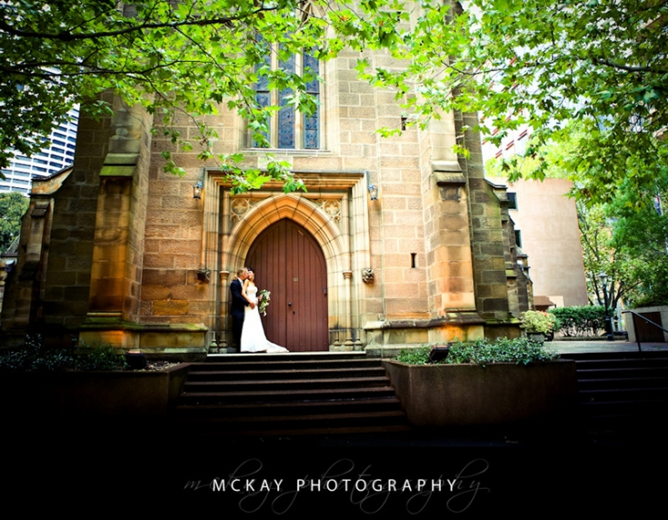 St Phillp's Anglican Church Sydney