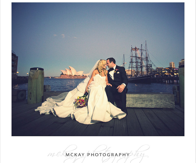 Beautiful photo near the Opera House - McKay Photography