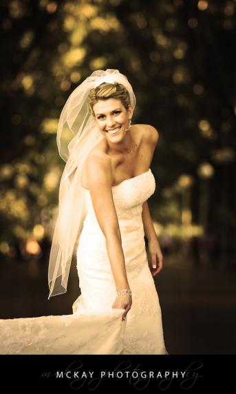 bride hyde park