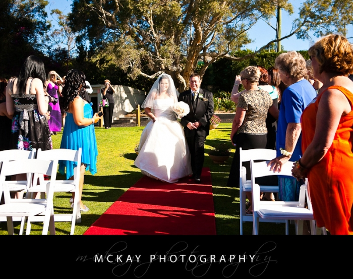 Weddings Courtney Amp Scott Manly Golf Club Mckay