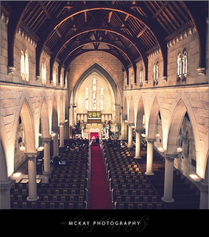 St Thomas Church North Sydney