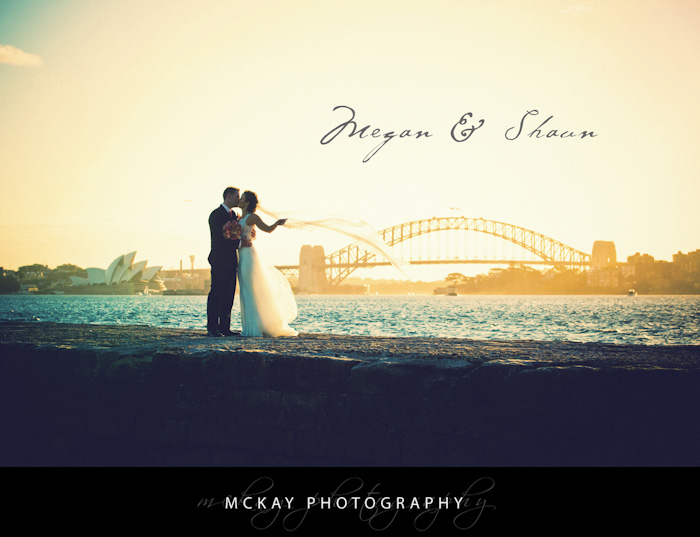 Megan & Shaun's beautiful wedding at Bradley's Head and Athol Hall