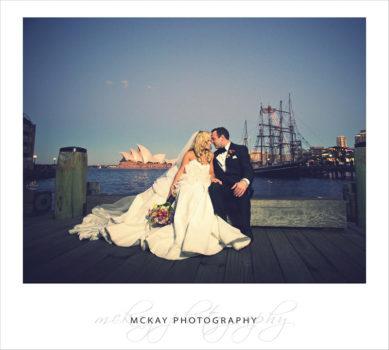 Beautiful photo near the Opera House - McKay Photography